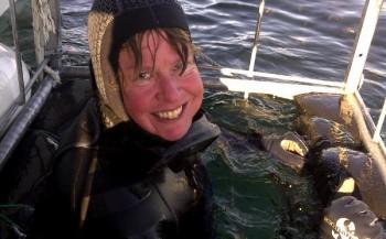 Linda Ferwerda - False Bay, Zuid-Afrika
