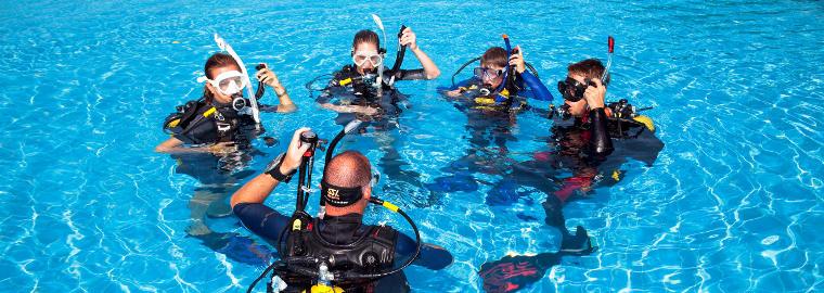 duikers_SSI_opleiding_zwembad