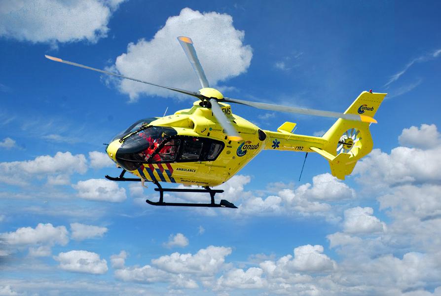 Traumahelikopter-zeeland