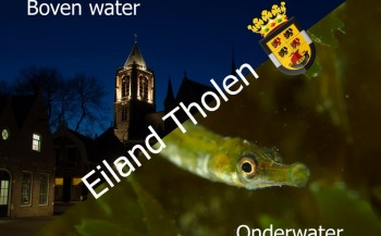 John Landa - Tholen onder water net zo mooi als boven water