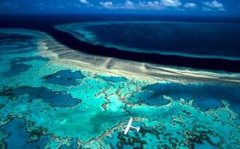 Australië gaat lozen op Great Barrier Reef