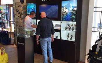 Moby Dick Nieuwegein - het zesde  Suunto Experience Center van de Benelux