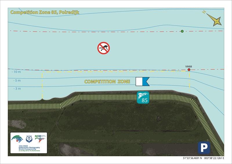 Competition Zone 85, Polredijk A4 versie c