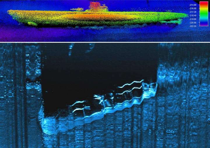 U-576_onderzeeer_sonar