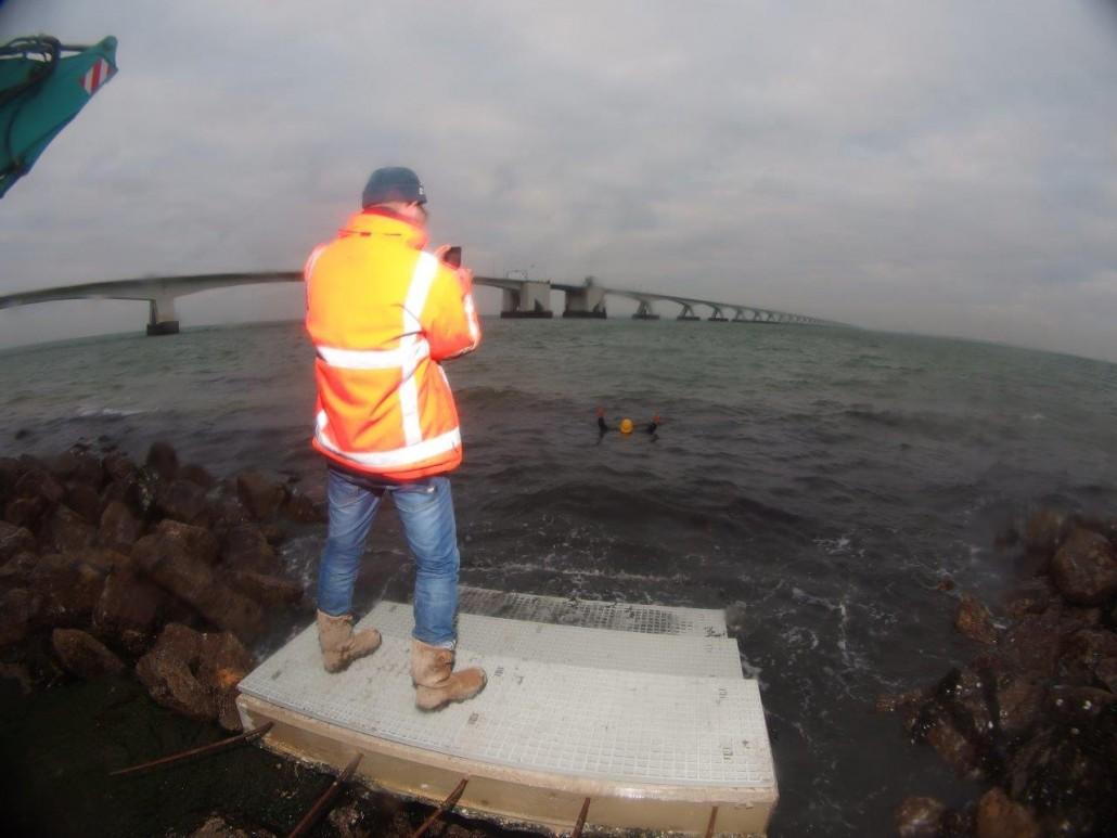 Zeelandbrug_plaatsen trap_02122015_Roel van der Mast (1)