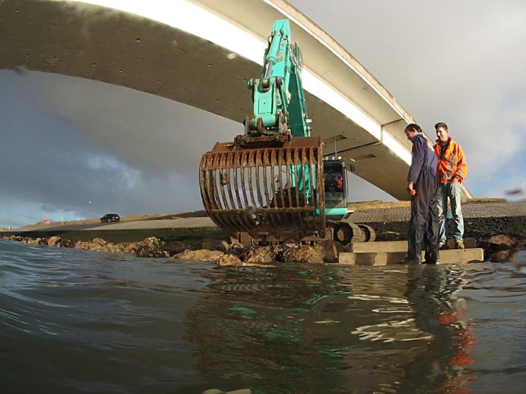Zeelandbrug_plaatsen trap_02122015_Roel van der Mast (13)