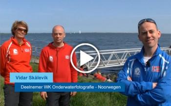 WK in beeld - Duiken in Noorwegen of in Nederland?