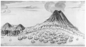 British-fleet-at-Statia_-anonymous-artist