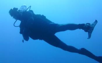 John Haverkate - Nooit te oud om te leren duiken!