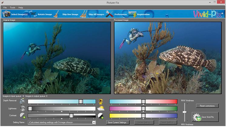 Vivid Pix-software_blauw