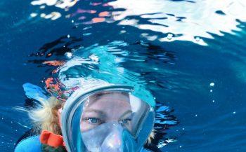 Naar wie gaat het Ocean Reef ARIA snorkelmasker?