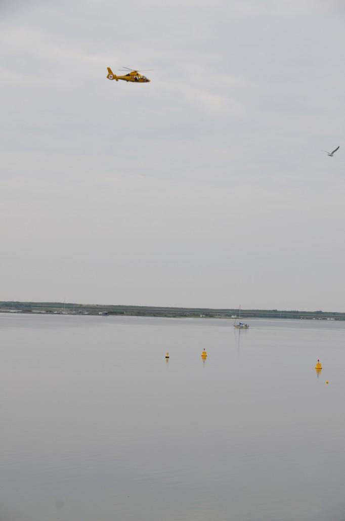 duikongeval helicopter Scharendijk Frank de Bruin