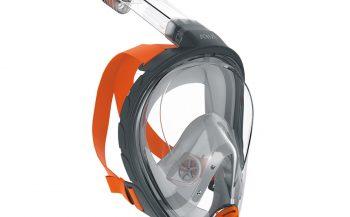Snorkeling mask test: OCEAN REEF ARIA