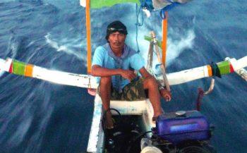 Karel Mestdagh - Kitevissers in Bali