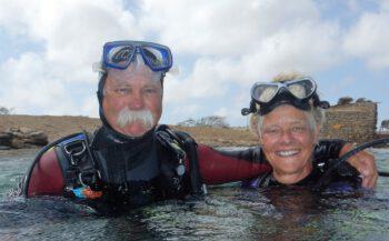 Arie Hoekman - Bonaire onder water 2016