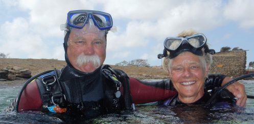Arie Hoekman – Bonaire onder water 2016