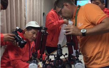 TeamNL in Korea – De wedstrijd kan beginnen