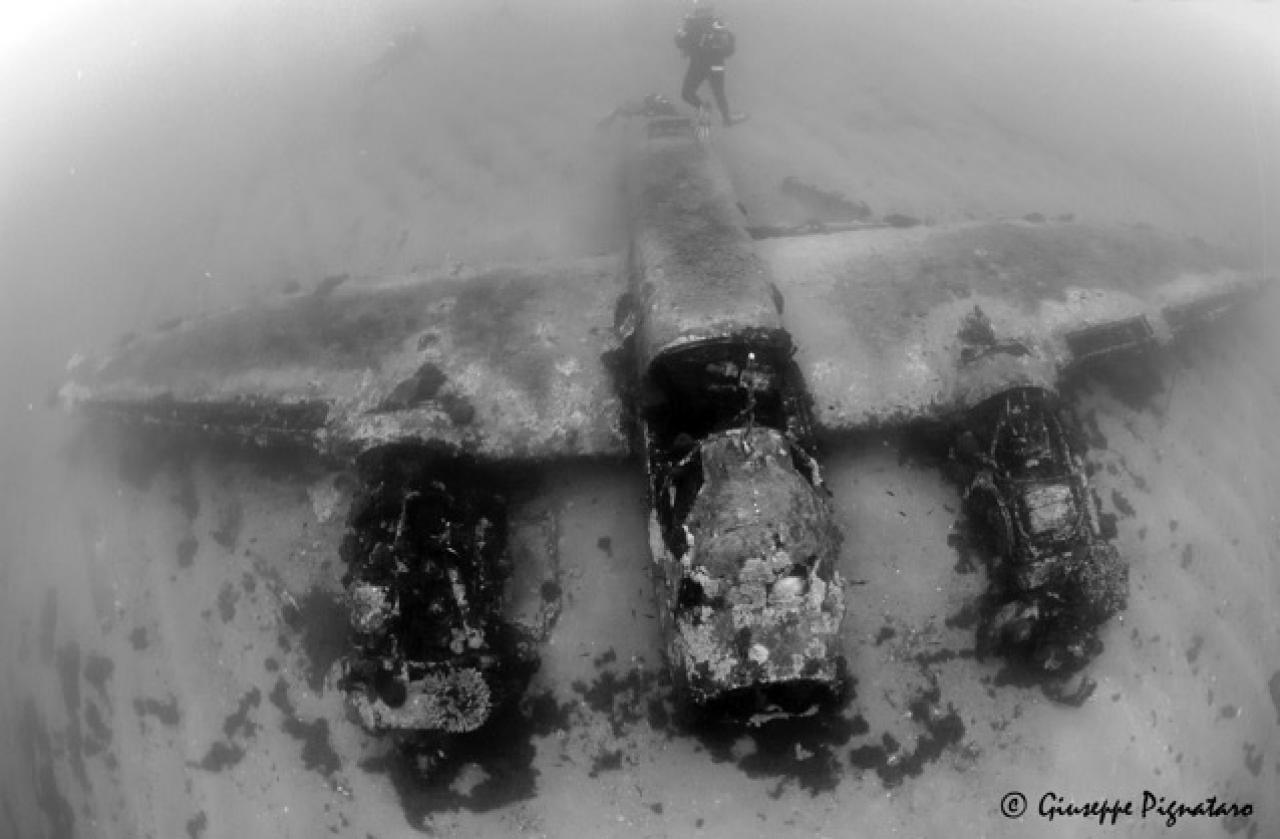 Vliegtuigwrak Santa Caterina di Nardò