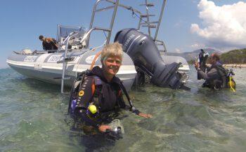 Arie Hoekman - Duiken op Corsica