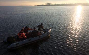 Marine bergt lichaam vermiste duiker