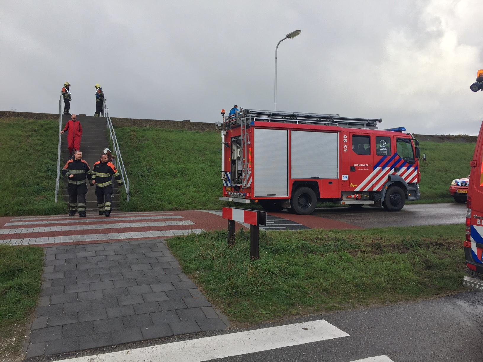 ongeval Kerkweg 3, Frank