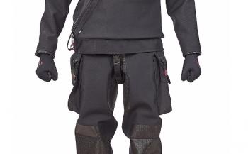 Cordura Front Zip - Ursuit