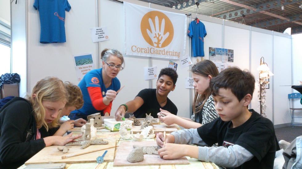 CoralGardening-Duikvaker-Workshop-KoraalTuinieren