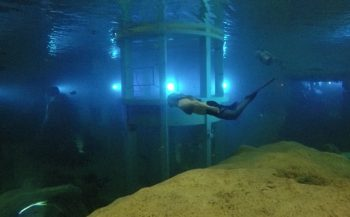 Steve Saenen - Todi indoor duikcentrum