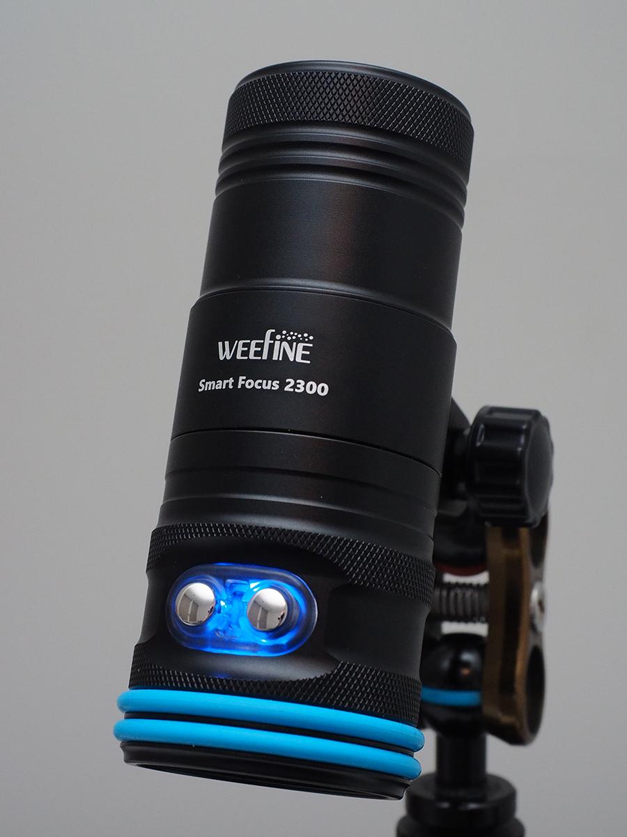 Weefine Smart Focus 2300, Review, focuslamp