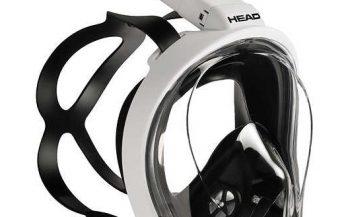 Snorkeling mask test: HEAD Sport