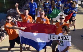 WK 2017 - Paraderen