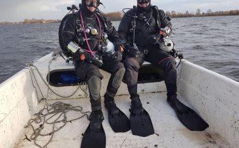 Vincent Dorresteijn - IANTD Deep Diver, Self Sufficient Diver en Teklite
