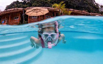 Magic Oceans duikresort zorgt voor de hele familie!