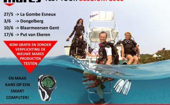 Mares Test Tour 2018 - Put van Ekeren
