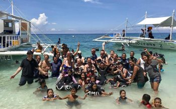 Magic Oceans Dive Resort zoekt assistent-manager voor duikcentrum