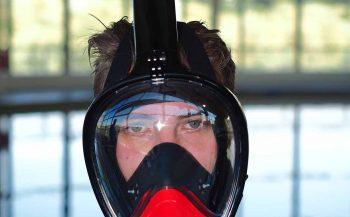 Test snorkelmaskers: Caruba Pro