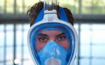 Snorkeling masks 2019 - Freebreath