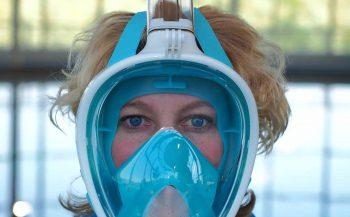 Snorkeling masks 2019 - Puluz Freebreath