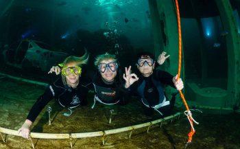 Vier Women Dive Day in TODI