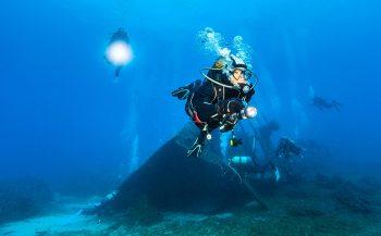 Licht onder water met Subea