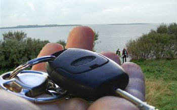 Autosleutels - waar laat je ze?