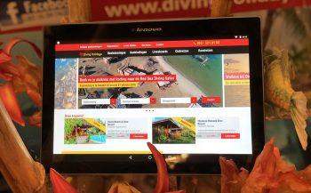 Diving Holidays heeft een nieuwe website!