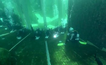 Patrick Van Hoeserlande - Experimental Deep Dive Team in TODI