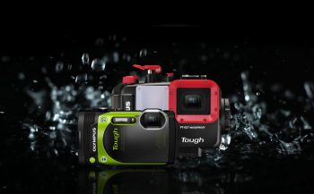 Olympus Tough onderwatercamera-kit voor €449