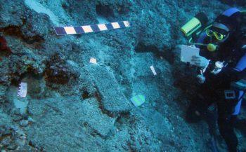 Duikers vinden 3600 jaar oud wrak