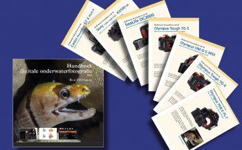 Nieuw! Het Handboek digitale onderwaterfotografie - De basis