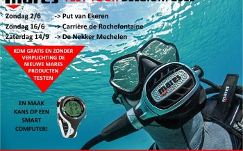Mares Test Tour - De Nekker