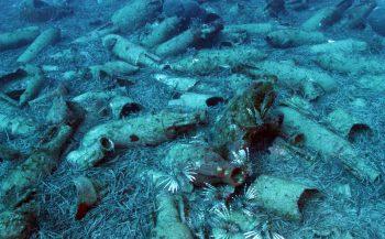 Duikers vinden Romeins wrak bij Cyprus