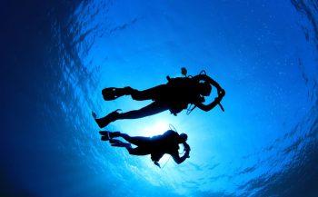 Vocht in je longen door duiken - dat wil je niet!