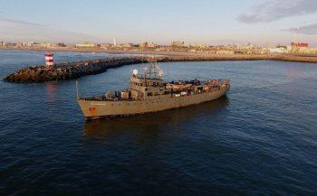 Expeditie Doggersbank 2019 - De duikmachine draait warm